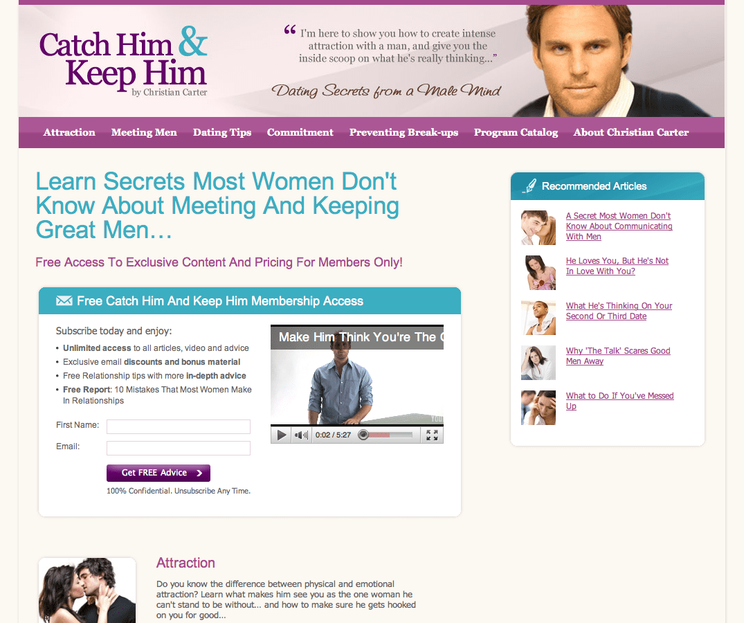 Timeout dating website