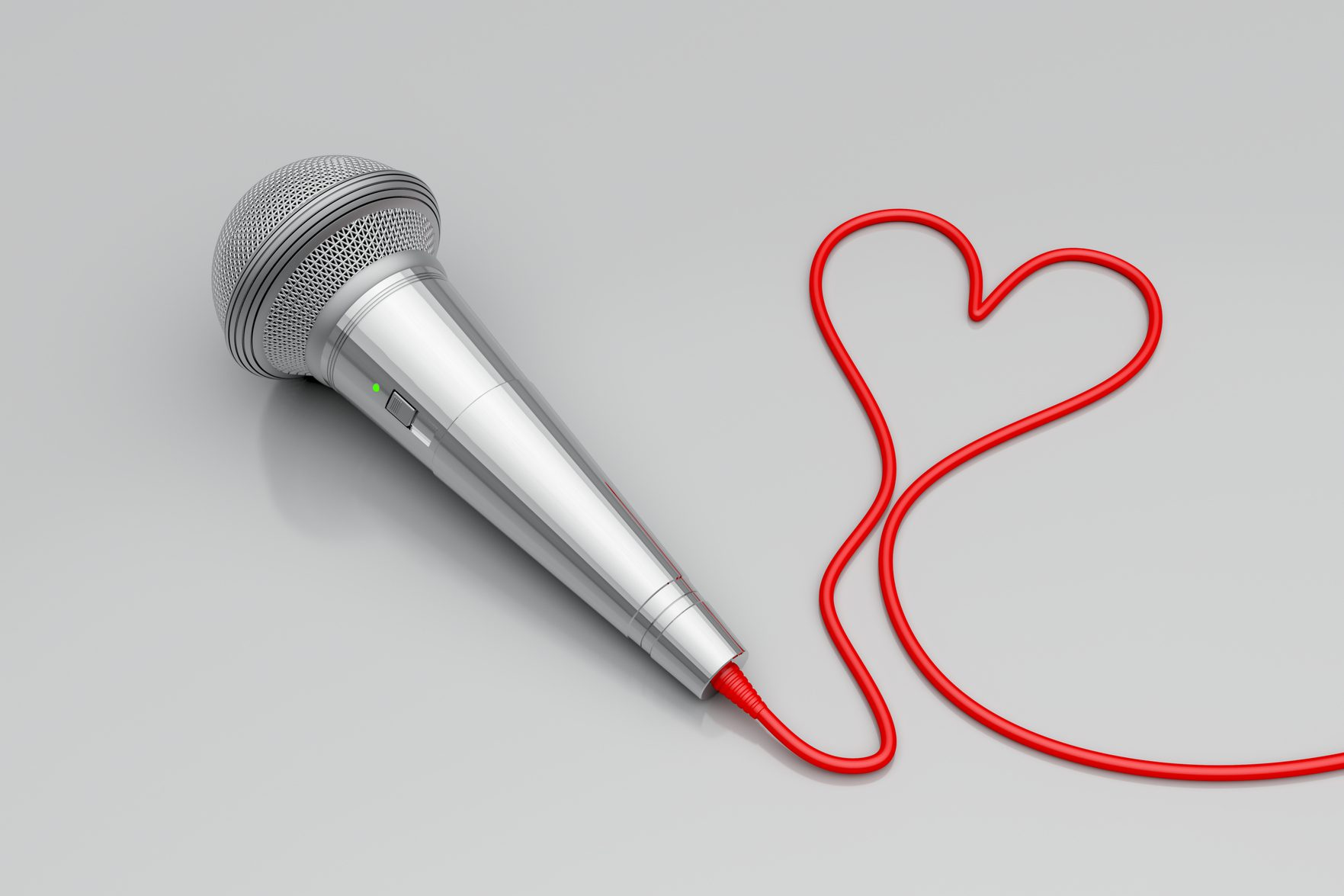 Good Wallpaper Music Heart - Microphone-and-red-heart  Collection_4675.jpg