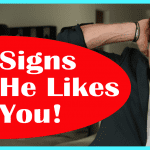 """Wondering """"Does He Like Me""""? Look for These 7 Attraction Signals…"""